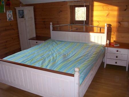 Slapen zonder bed green evelien