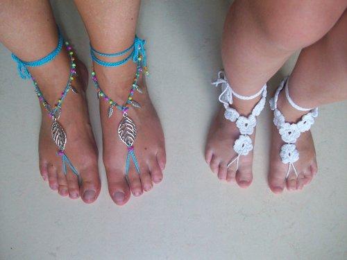 Bekend Zelf sandalen maken | Green Evelien #QD55