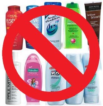 shampoo-vrij