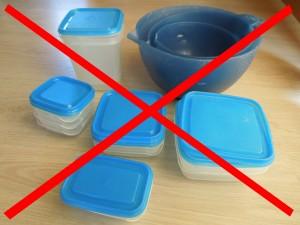No plastic lunchtrommel green evelien for Plastic doosjes