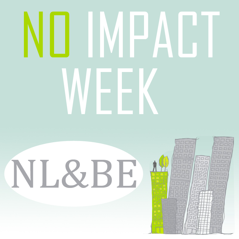 No Impact Week logo