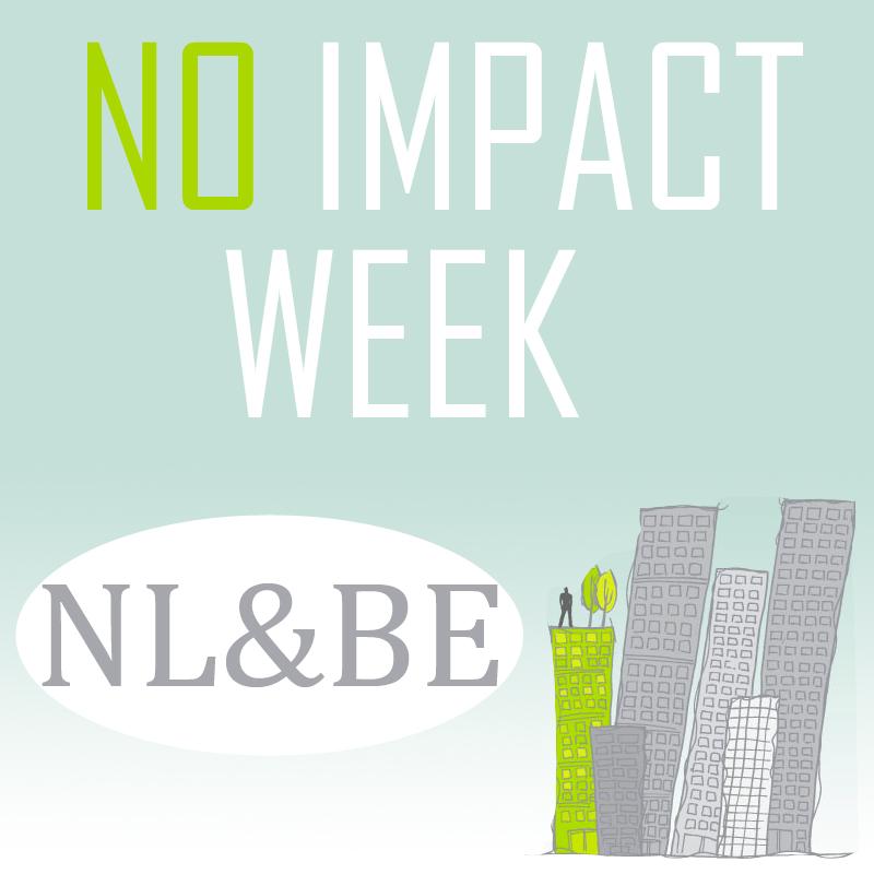 No Impact Week logo