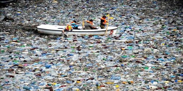 Plastic-Soep