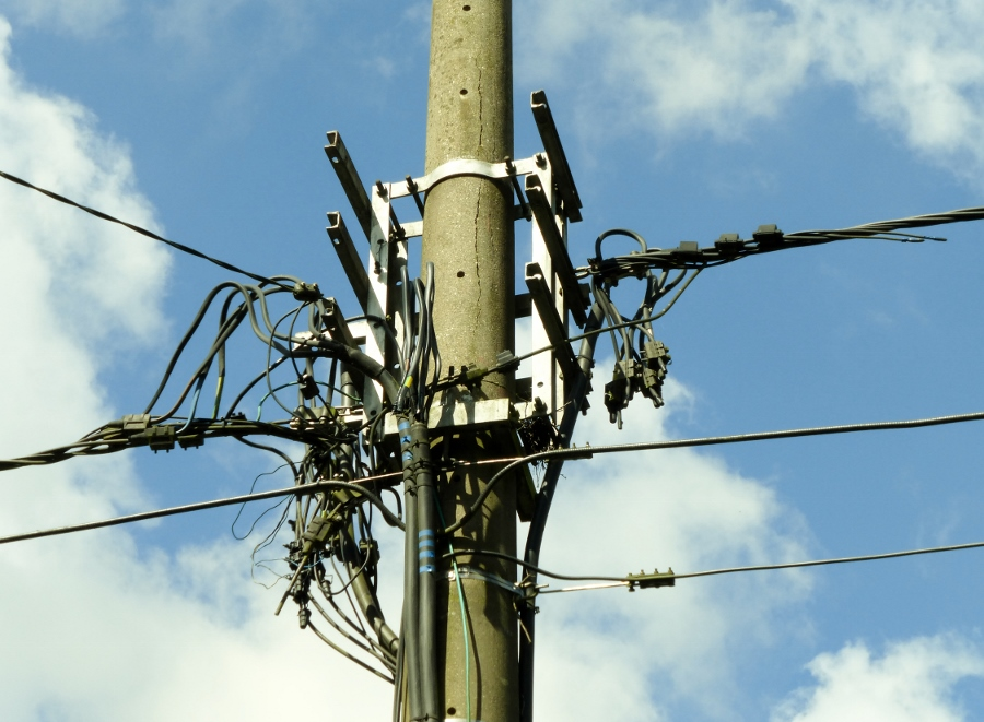 elektriciteiskabels