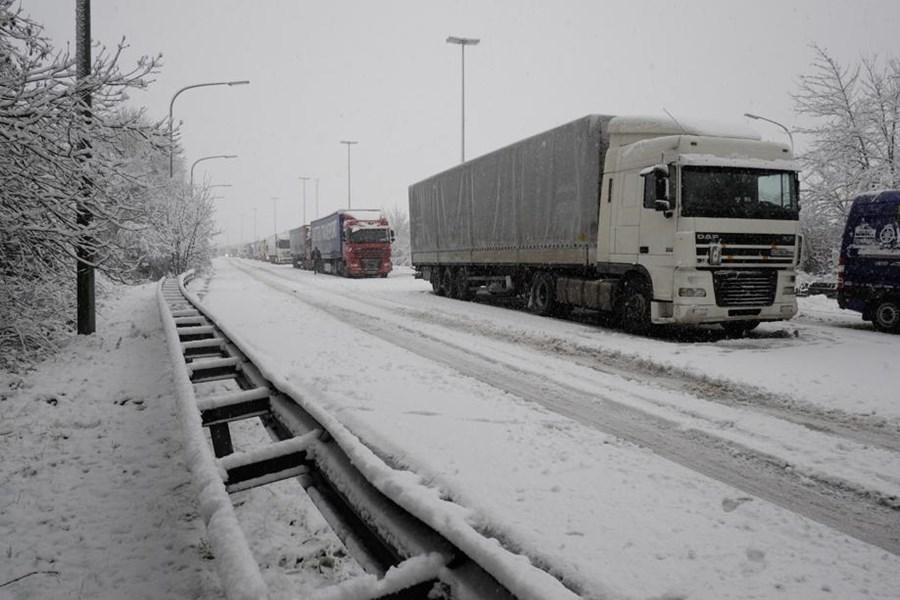 vrachtwagens